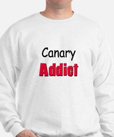 Canary Addict Sweatshirt