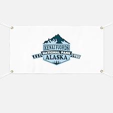 Kenai Fjords - Alaska Banner