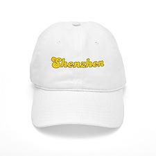 Retro Shenzhen (Gold) Baseball Cap