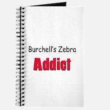 Burchell's Zebra Addict Journal