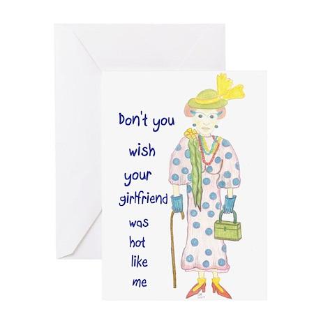 5 x 7 Large Greeting Card