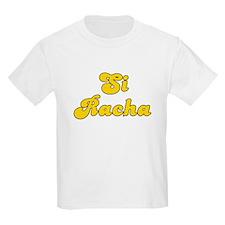 Retro Si Racha (Gold) T-Shirt