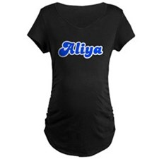 Retro Aliya (Blue) T-Shirt