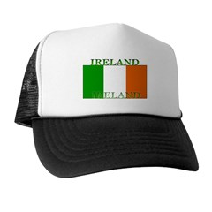 Ireland Irish Flag Trucker Hat