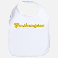 Retro Southampton (Gold) Bib