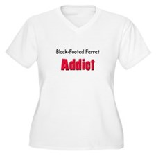 Black-Footed Ferret Addict T-Shirt