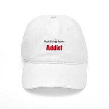Black-Footed Ferret Addict Baseball Cap