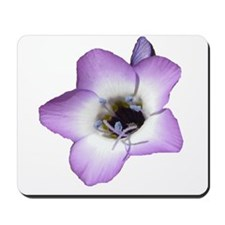 Purple Flower - Mousepad