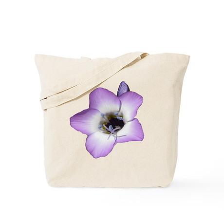 Purple Flower - Tote Bag