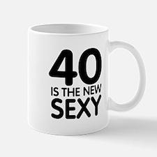 40 is the new sexy Mug