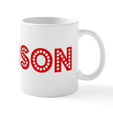 Retro Addison (Red) Mug