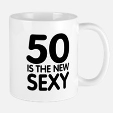 50 is the new sexy Mug