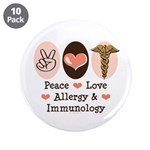 Peace Love Allergy Immunology 3.5