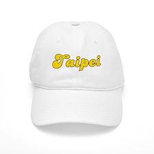 Retro Taipei (Gold) Baseball Cap