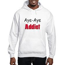 Aye-Aye Addict Hoodie