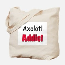 Axolotl Addict Tote Bag
