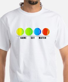 GAME SET MATCH Shirt
