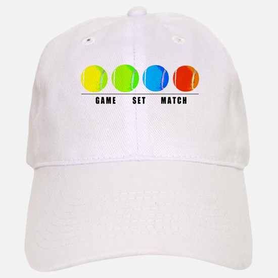GAME SET MATCH Cap
