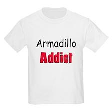 Armadillo Addict T-Shirt
