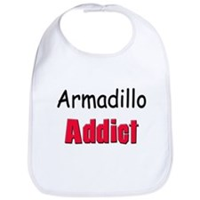 Armadillo Addict Bib