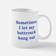 Buttcrack 1 Mug
