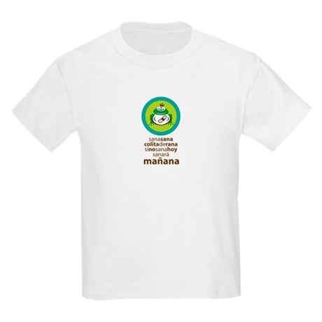 Mas Leche - More Milk! Kids Light T-Shirt