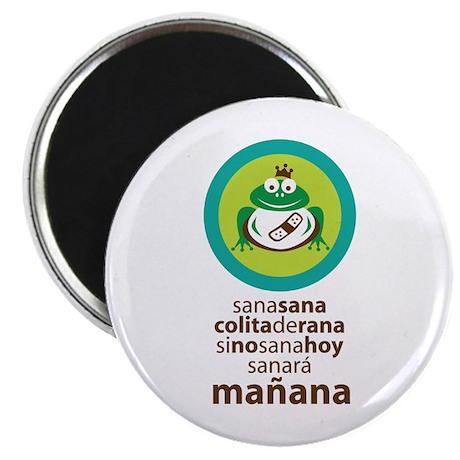 Sana Sana - Healing Frog Magnet