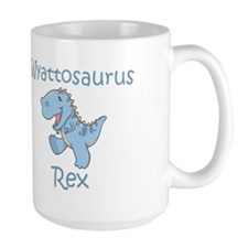Wyattosaurus Rex Mug