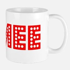 Retro Aimee (Red) Mug