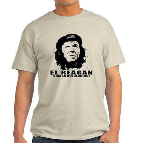 El Reagan Viva Revolucion Light T-Shirt