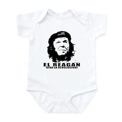 El Reagan Viva Revolucion Infant Bodysuit
