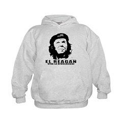 El Reagan Viva Revolucion Hoodie
