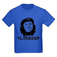 El Reagan Viva Revolucion T