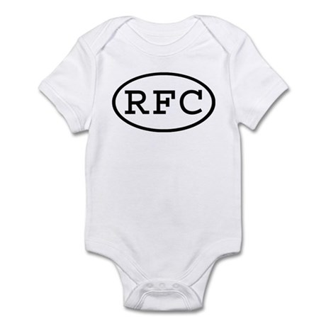 RFC Oval Infant Bodysuit