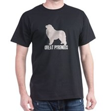 Retro Great Pyrenees T-Shirt