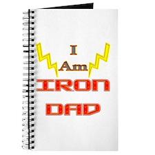 I am IronDad Journal