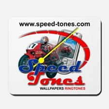 Speed Tones Mousepad