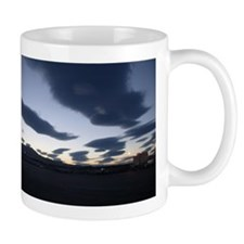 Sunset Clouds in Lake Tahoe Mug