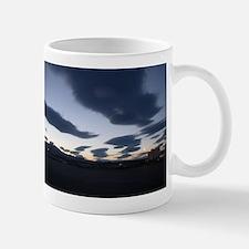Sunset Clouds in Lake Tahoe Mug