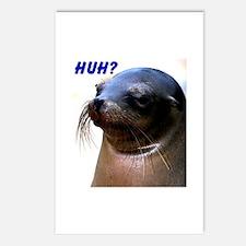 Seal Postcards (Package of 8)