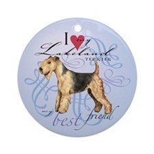 Lakeland Terrier Ornament (Round)