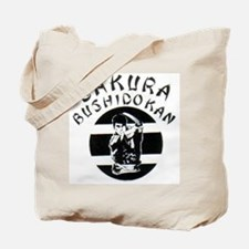 Sakura Warrior Arts Tote Bag