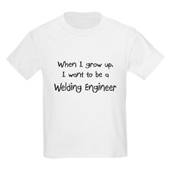When I grow up I want to be a Welding Engineer Kid