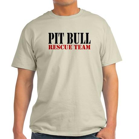 PitBull Rescue Team Light T-Shirt