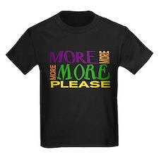 More...Please! T