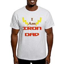 I am IronDad T-Shirt
