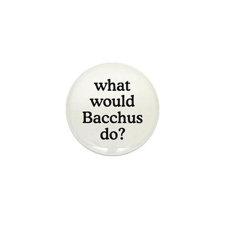 Bacchus Mini Button (10 pack)