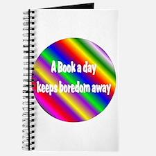 A Book a Day Journal