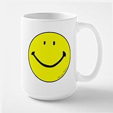 """""""Signature Smiley"""" Large Mug"""