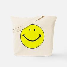 """Signature Smiley"" Tote Bag"